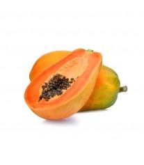 Papaya - Semi Ripe, 1 pc 600g-1.5 kg